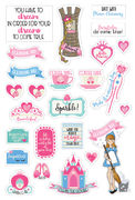 Fairytales | Julie Nutting stickers