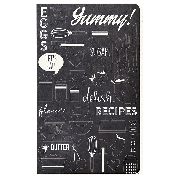 Delish Doc-it Journal