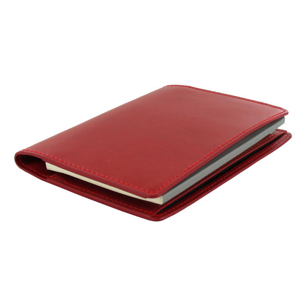 Flex by Filofax pocket red smooth