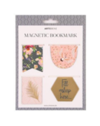 Fell asleep | magnetic bookmarks