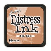 Tea Dye | Ranger Tim Holtz distress mini ink