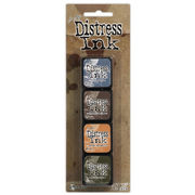 Ranger Tim Holtz distress mini ink kit 12