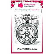 Pocket watch | clear stamp