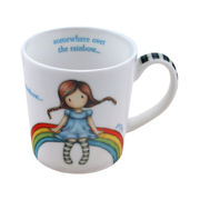 Gorjuss Small Mug Rainbow Heaven