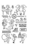 Nice elves | clear stamps