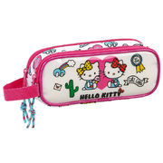 Hello Kitty Girl Gang douple pencil case