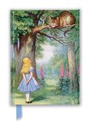 John Tenniel: Alice and the Cheshire Cat A5