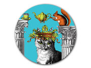 Menagerie Cat Coaster