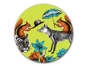 Menagerie Mr. Fox Coaster
