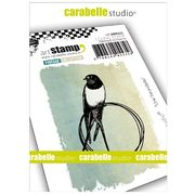 Cling stamp une hirondelle | Carabelle Studio