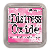 Picked Raspberry | Distress Oxide | Ranger