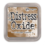 Vintage photo | Distress Oxide | Ranger
