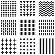 Patterns | Template 6x6""