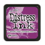 Seedless preserves | Ranger Tim Holtz distress mini ink