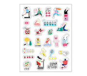 Fitness | Everyday sticker