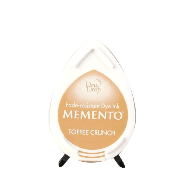 Memento dew drop dye ink | Toffee crunch