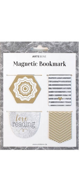 Love reading | magnetic bookmarks