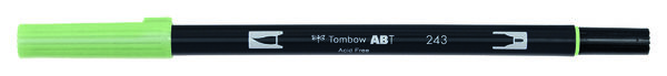 Mint ABT-243 Tombow dual brush