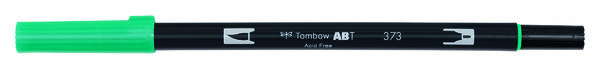 Sea blue ABT-373 Tombow dual brush