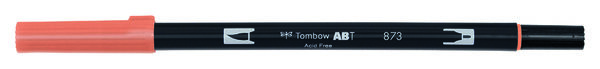 Coral ABT-873 Tombow dual brush