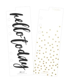 Personal | Mini bookmarks | Carpe Diem