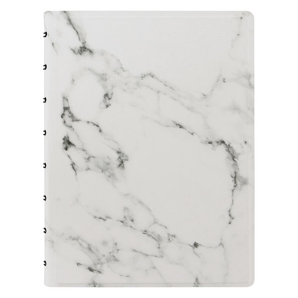 Filofax notebook A5 marble