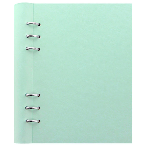 Filofax Clipbook A5 | duck egg