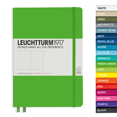 Fresh green A5 | Leuchtturm1917