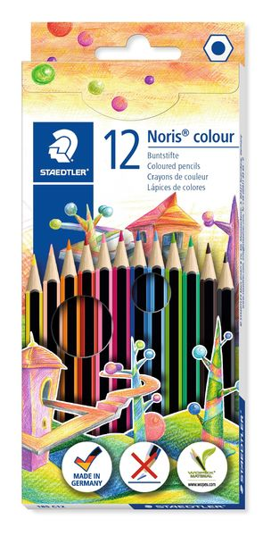 Staedtler Noris Colour (12)