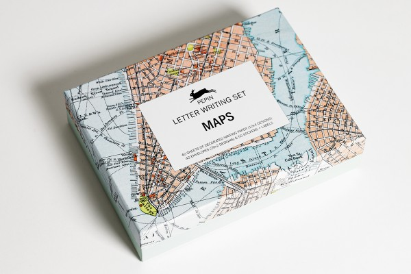 Maps | Letter Writing Set