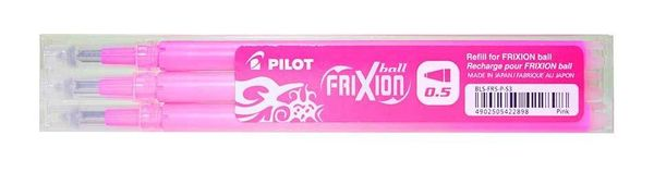 Pilot Frixion Clicker 0,5 pink refill