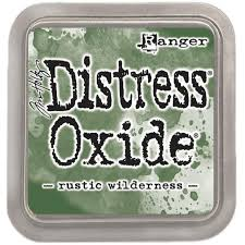 Rustic Wilderness | Distress Oxide | Ranger